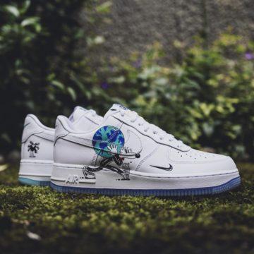 """Nike Air Force 1 """"Earth Day"""" für Damen & Herren"""